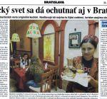 Sme Bratislava 2006 august 1